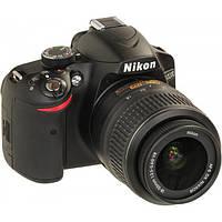Цифровой фотоаппарат Nikon D3200 18-55mm VR II Kit