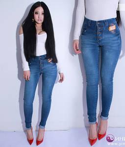 Женские мужские джинсы брюки