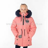 Зимнее пальто детское девочка в Харькове. Сравнить цены, купить ... 61a280d14e6