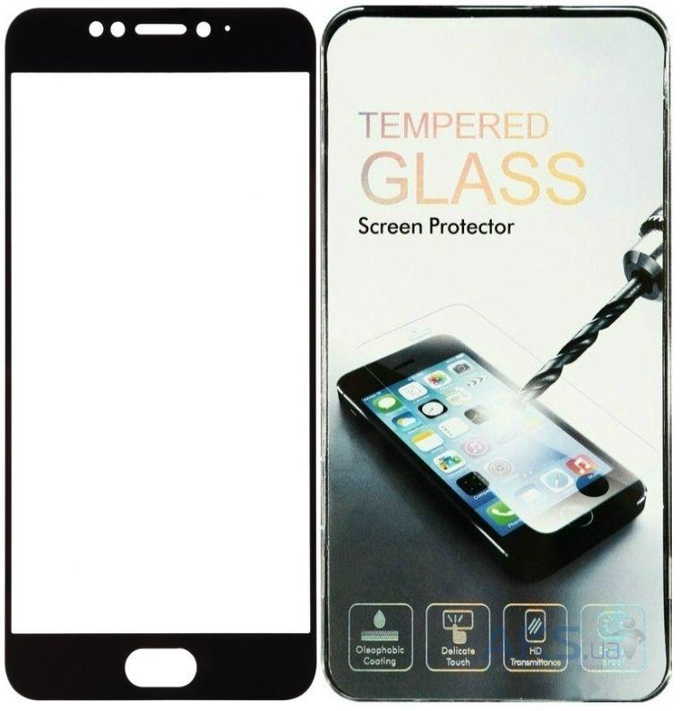 Защитное стекло BeCover 3D Full Cover Meizu MX6 Black (700945)