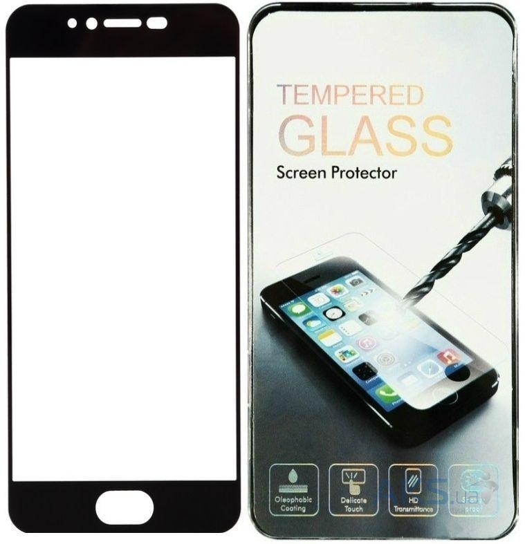 Защитное стекло BeCover 3D Full Cover Meizu Pro 6, Pro 6S Black (700944)