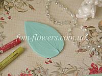 Молд лист клематиса, фото 1