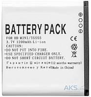 Аккумулятор HTC HD Mini T5555 / BB92100 / BA S430 / DV00DV6086 (1200 mAh) PowerPlant