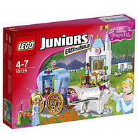 Конструктор LEGO Карета Золушки  Juniors Cinderella's Carriage Set 10729