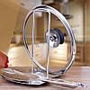 Стильная кухонная подставка для крышки и ложки из нержавейки, фото 4