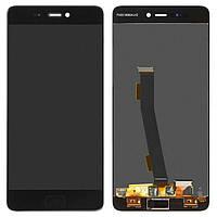 Дисплей (экран) для телефона Xiaomi Mi5s + Touchscreen Original Black