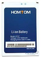 Аккумулятор Homtom HT17 / HT17 Pro (3000 mAh) Original