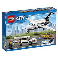 Конструктор LEGO VIP-сервис в аэропорту City Airport VIP Service Construction Set60102