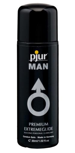 Лубрикант на силіконовій основі pjur MAN Premium Extremeglide 30 мл
