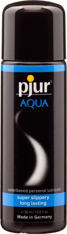 Лубрикант на водной основе pjur Aqua 30 мл