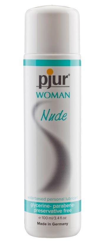 Лубрикант на водній основі pjur Woman Nude 100 мл