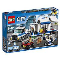 Конструктор LEGOМобильный командный центр  City Mobile Command CenterBuilding Toy60139