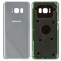 Задняя часть корпуса (крышка аккумулятора) Samsung G950 Galaxy S8 Arctic Silver
