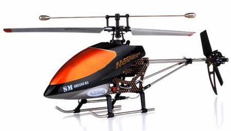Вертолеты на радиоуправлении