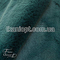Ткань  Мех искусственный кролика длинношерстный (бутылочный)