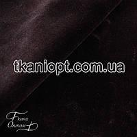 Ткань  Мех искусственный мутон (баклажан)
