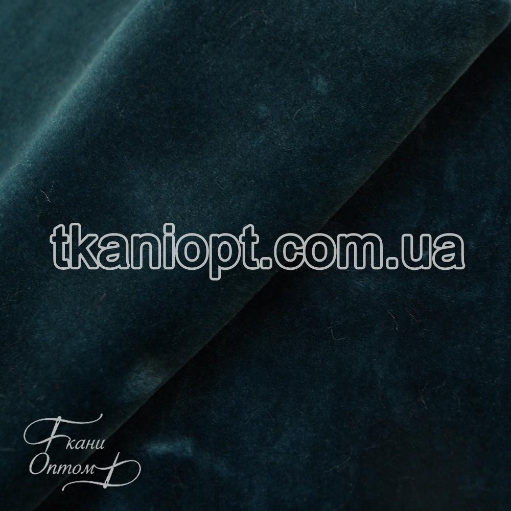 Ткань  Мех искусственный мутон (мор.волна)