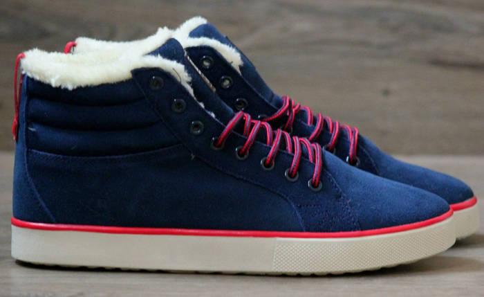 Зимние кроссовки в стиле Adidas Ransom Fur с мехом, фото 2