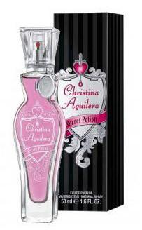 Christina Aguilera Secret Potion пафюмированная вода 75 ml. (Кристина Агилера Секрет Потион)