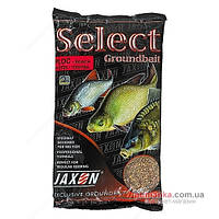 Jaxon Прикормка Jaxon Select карп, линь, карась 1 кг