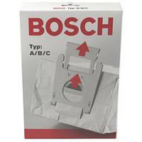 Набор мешков (5 шт) Type A/B/C + фильтр мотора BBZ51AFABC для пылесоса Bosch 461410