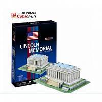 Конструктор CubicFun - Мемориал Линкольна (C104h)