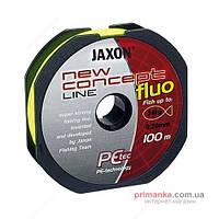 Jaxon Плетенка Jaxon New Concept Line Yellow (Fluo) 0,20 250m ZJ-NCY020B