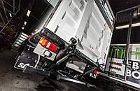 Гидроборт Zepro серии BZ-20 грузоподъемностью 2000 kg