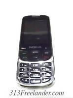 Мобильный телефон Nokia (Bocoin) 6303 TV.Только ОПТ! В наличии!Лучшая цена!