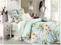 Комплект постельного белья сатин люкс 3D Moon Love ST 251074 (Двуспальный)