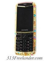 Мобильный телефон HERMES C19 - китайская копия.Только ОПТ! В наличии!Лучшая цена!