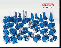 Насосы Speroni. Насосное оборудование Pperoni