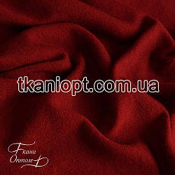 Ткань Трикотаж ангора  (бордо)