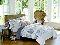 Комплект постельного белья сатин люкс 3D Moon Love ST 251011 (Полуторный)
