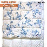 Одеяло из хлопка КОТТОНА облегченное (140х205)
