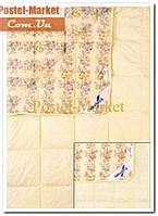 Одеяло ВЕНЕЦИЯ стандарт из шерсти (200х220)