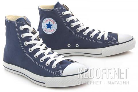 M9622C Converse Кеды Converse Chuck Taylor All Star Hi M9622C унисекс синий  - Интернет магазин обуви 745bd0222a367