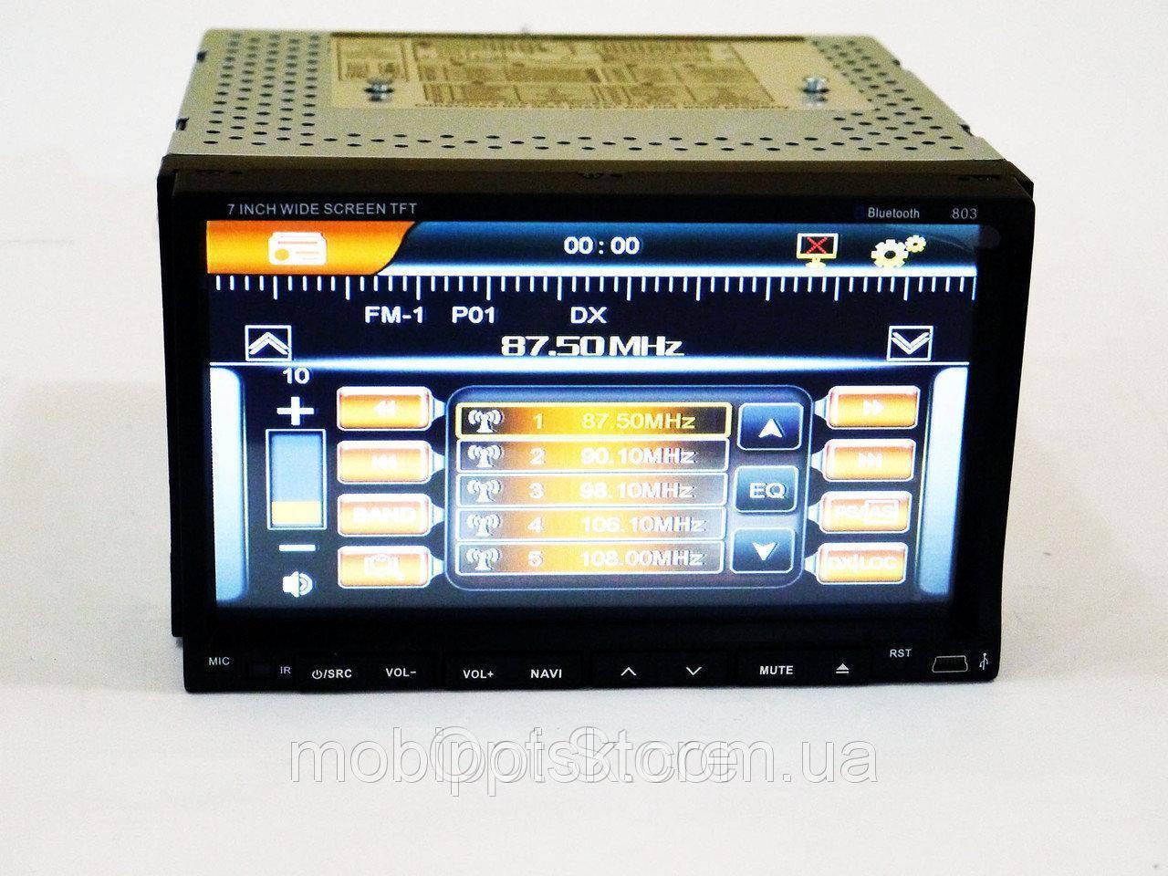 Автомагнитола Pioneer PI-803 GPS - Opt Store в Киеве