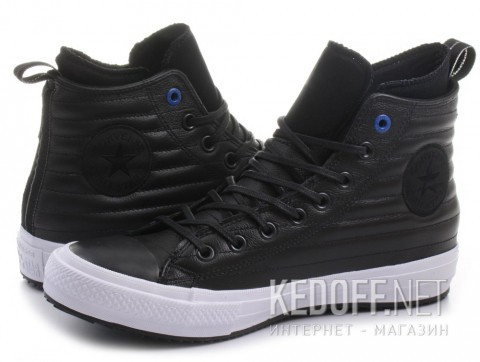 157492C Converse Кожаные кеды Converse Chuck Taylor All Star Waterproof  Boot Quilted Leather 157492C - Интернет c06fcdd97d7