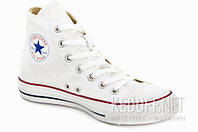 M7650C Converse Кеды Converse Chuck Taylor All Star Hi Optical White M7650 унисекс белый