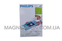 Набор мешков (4 шт) FC8023/04 S-BAG Anti-Odour к пылесосу Philips 883802304010