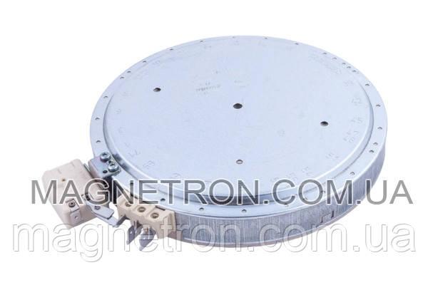 Конфорка для стеклокерамических поверхностей Whirlpool D=180/110mm 1800/750W 480121101742, фото 2