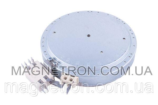 Конфорка для стеклокерамической поверхности Indesit D=140mm 1200W C00139035, фото 2