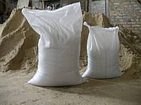 Песок не просеянный фасованный  (40 кг)
