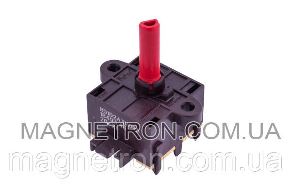 Переключатель режимов духовки RD1D2A3V09A Whirlpool 480121103366, фото 2