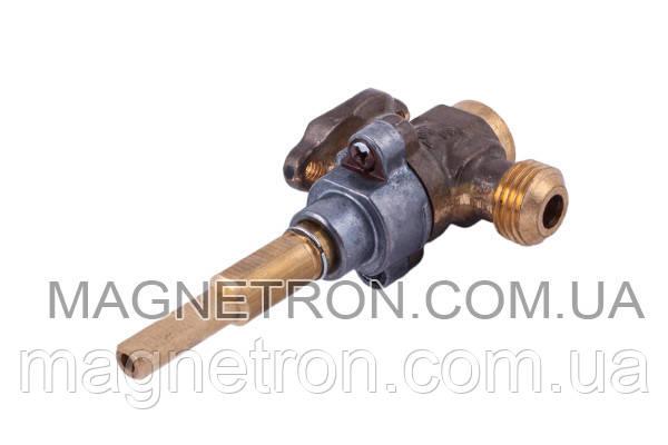 Кран газовый большой горелки Indesit C00075068
