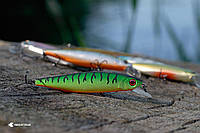 Воблер Bassday Mogul Minnow 88SP Dart  цвет Р-212
