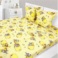 Комплект детского постельного белья 147х112