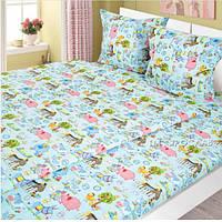 Качественное детское постельное белье 147х112