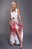 Платье двойка мод 297-8,размеры 48